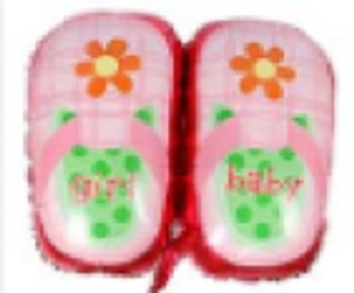 45 x 48cm Baby Girl Shoes (C512)