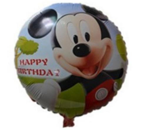 "18"" Happy Birthday Mickey (CY-B0026)"