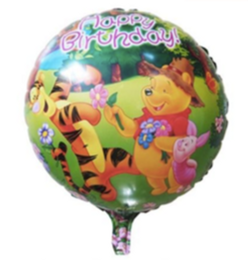 "18"" Happy Birthday Pooh (CY-C292)"