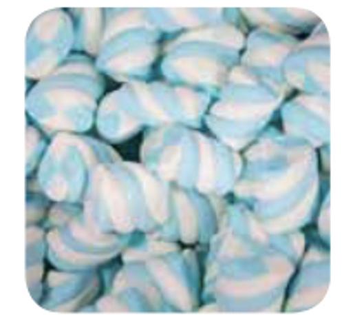 Blue&White Twist Mallow 1kg