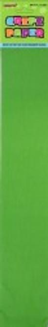 CREPE PAPER - APPLE GREEN