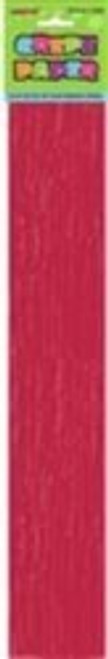CREPE PAPER - RUBY RED