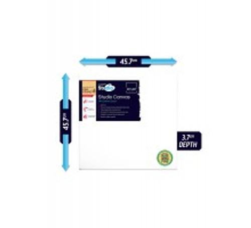 M.M. Studio Canvas Pine Frame D.T. 45.7x45.7cm (CSDT4545)