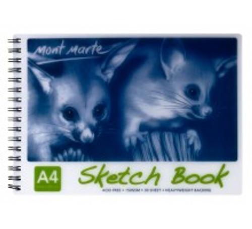 M.M. Sketch Book 150gsm A4 (MSB0009)