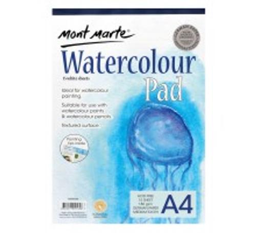 M.M. Watercolour Pad German Paper A4 180gsm 15sht (MSB0063)