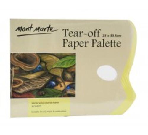 M.M. Tear Off Palette Pad 36 sheet (MCG0022)