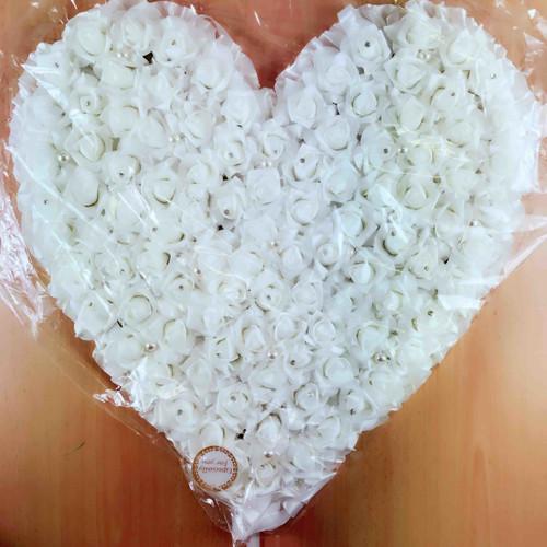 WEDDING FLOWER HEART
