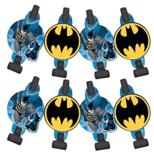 Batman Blowouts with Medallions