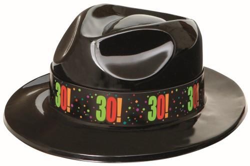 B/DAY CHEER GANGSTER HAT - 30