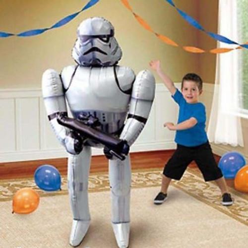 Airwalker Storm Trooper Star Wars 83cm x(U30401)
