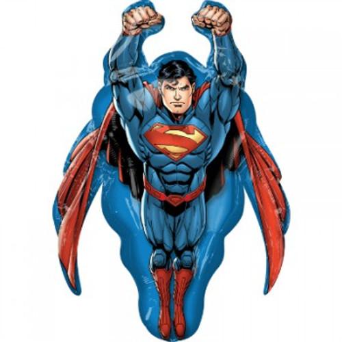 Shape Superman Flying