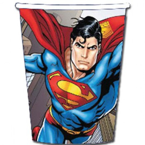Superman Paper Cups,