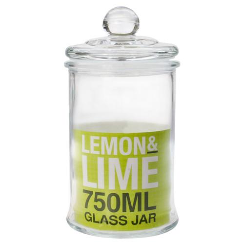750ML MULTI-PURP GLASS JAR 18cm*10cm