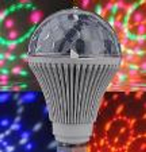 LED - Misc - LED Disco Light - Sound Controlled E27