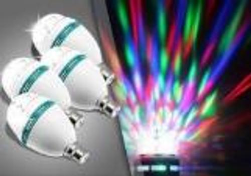 LED - Misc - LED Disco Light - Plain B22