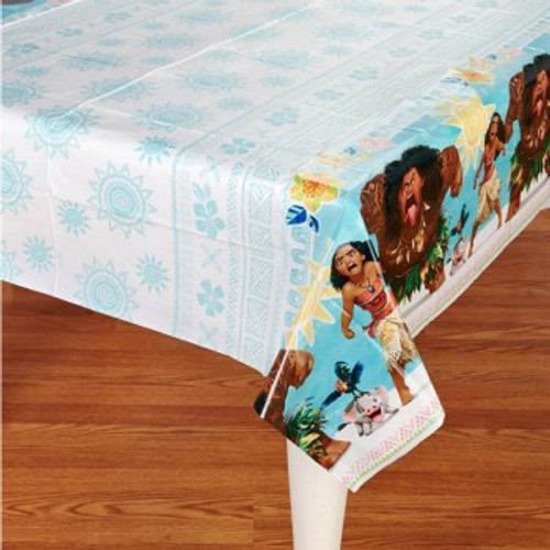 Moana tablecloth