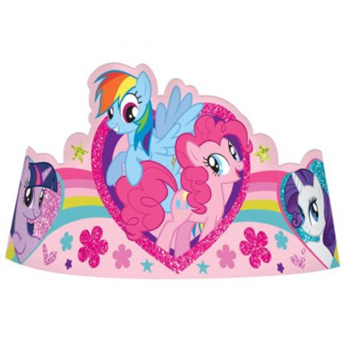 My Little Pony Tiaras Glittered
