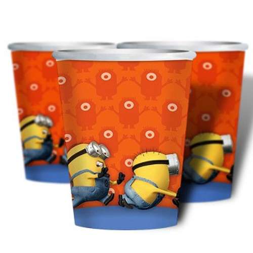 Minions Cups Paper 266ml
