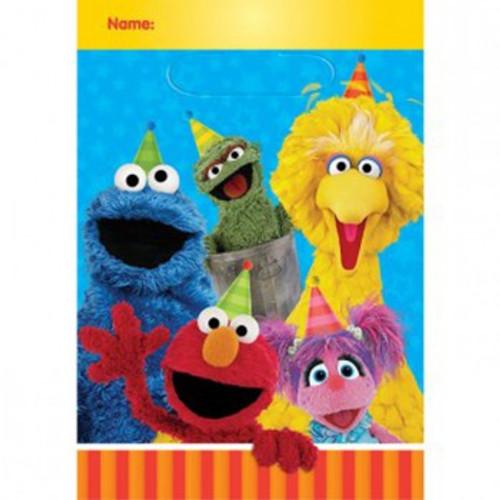 Sesame Street Loot Bags Group Design