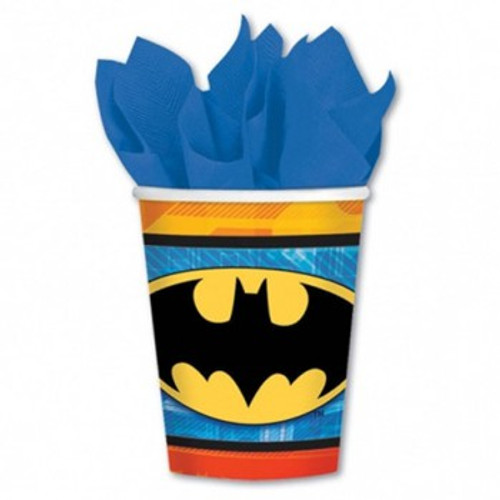 Batman Cups New Design 266ml Paper