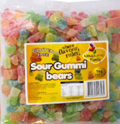 Sour Bears 1kg