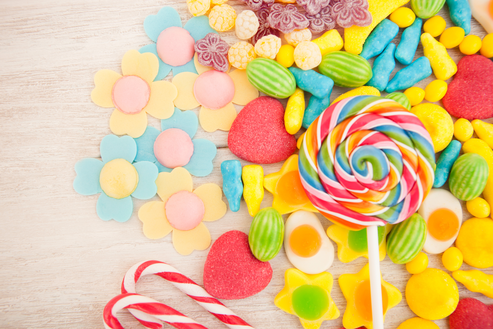 Variety Lollies for party