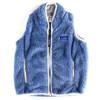 Colony Blue Sherpa Vest