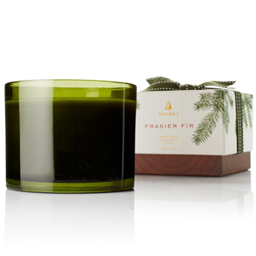 Frasier Fir Poured Candle, 3-wick, 17.0 oz