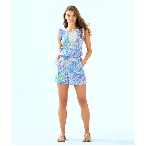 Patsi Romper Multi All Together Now