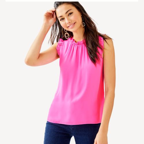 Talisa Top - Mandevilla Pink