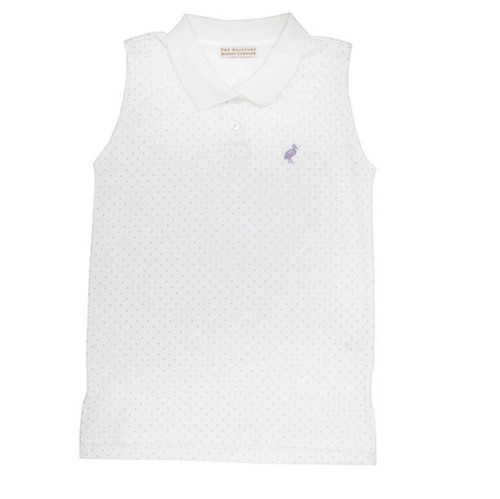 Paiges Playful Polo Lauderdale Lavender