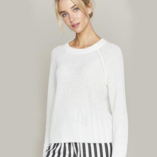 Rosemary Sweater White