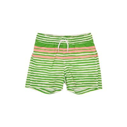 Tortola Swim Trunks Startford Stripe Worth Ave White