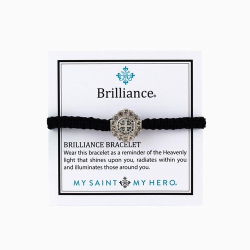 Brilliance Bracelet - Black/Silver