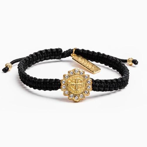 Brilliance Bracelet Gold/Black