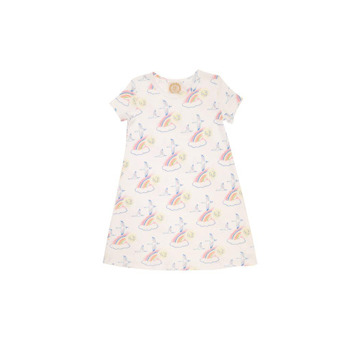 Polly Play Short Sleeve  Dress Once Upon A Rainbow