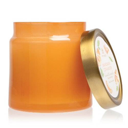 Mandarin Coriander Glass Jar Candle, 16.0 oz