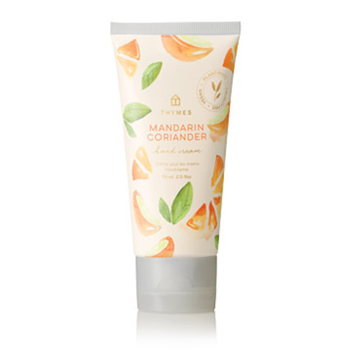 Mandarin Coriander Hand Cream, 2.5 fl oz