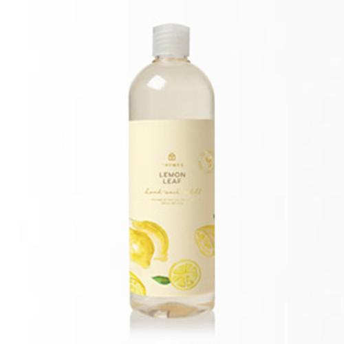 Lemon Leaf Hand Wash Refill, 24.5 fl oz