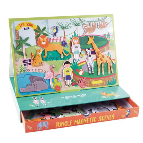 Magnetic Jungle Play Set