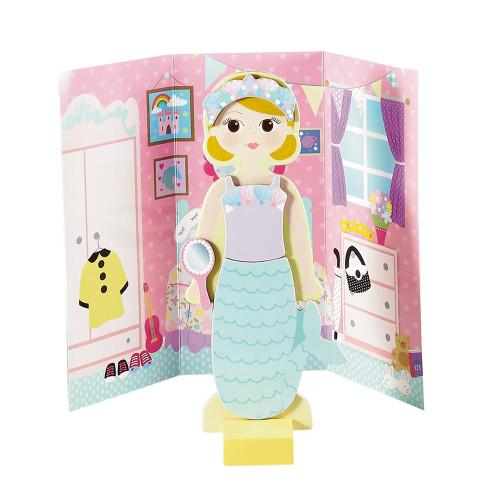Millie Doll Dress Up