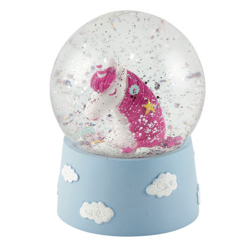 Snow Globe mini Unicorn