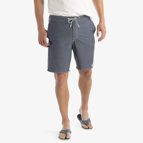 Abaco Half Elastic Surf Short- BLUEPRINT