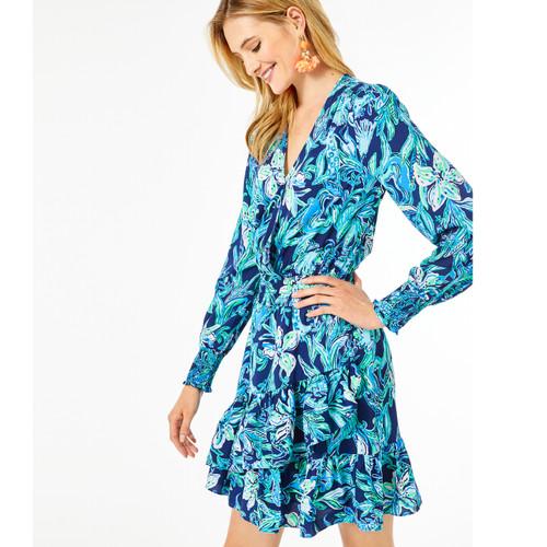 Cristiana Stretch Dress  -TAKE IT OR LEAF IT