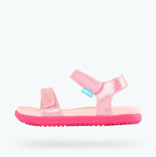 Charley glitter -Princess pink glitter/hwdpnk