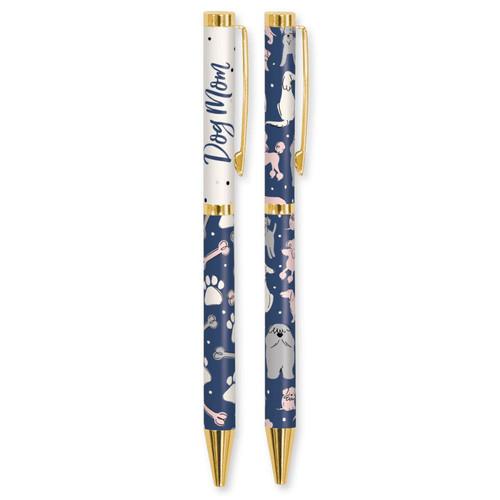 Dog Mom Boxed Pen Set