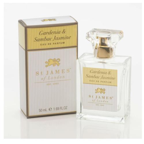 Gardenia & Sambac Jasmine Parfum 50ml