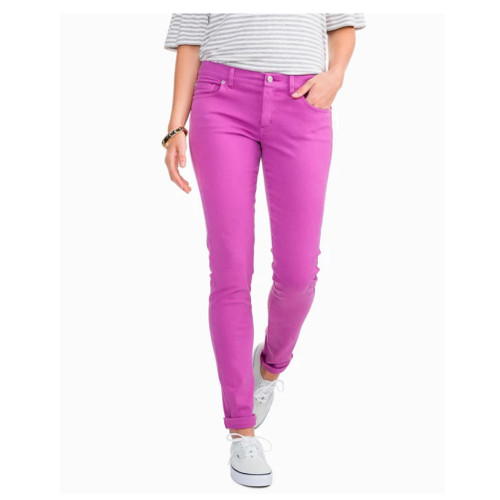 Resort Colored JeanRadiant Orchid