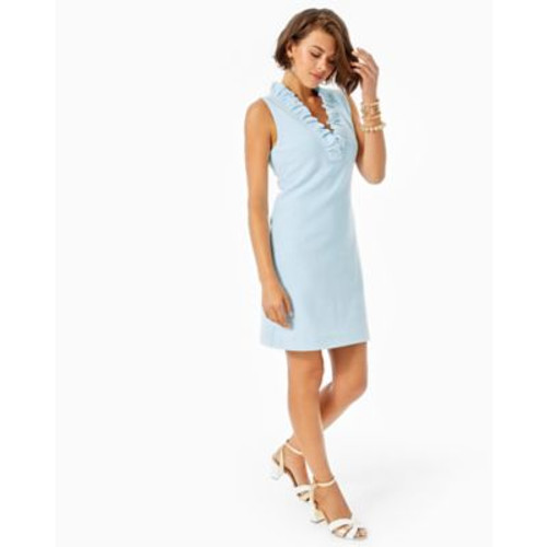 Tisbury Shift Dress -Lucky Catch Stripe