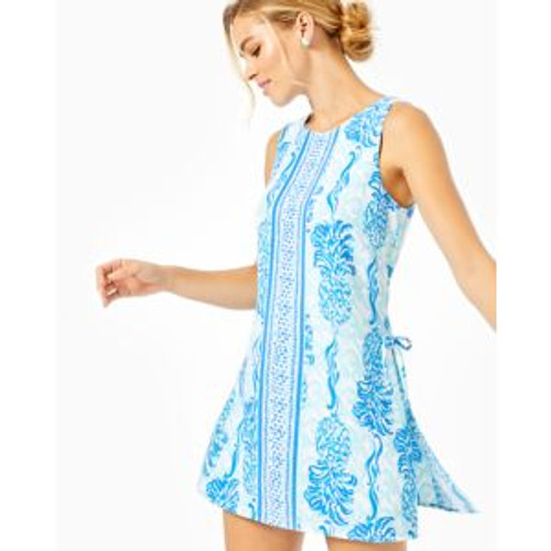 Donna Romper - Bennet Blue Out of the Blue Engineered Romper